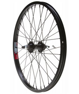 Wheel Master BMX Rear Wheel Black 20 3/8 36H