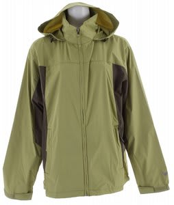 White Sierra Paradise Cove Jacket Pistachio/Sage