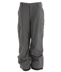 White Sierra Bilko II Snow Pants Caviar