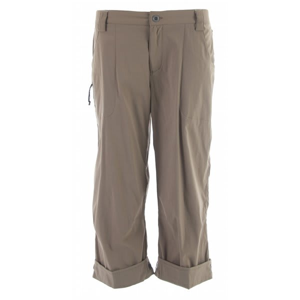 White Sierra Cache Creek Capri Pants