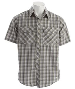 White Sierra Cape Canyon Shirt New Sage