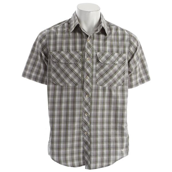 White Sierra Cape Canyon Shirt