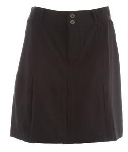 White Sierra Happy Hour Skort Black
