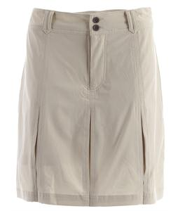 White Sierra Happy Hour Skort Stone