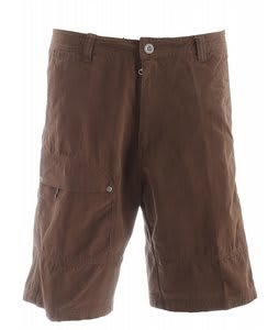 White Sierra Hells Canyon Shorts Breen