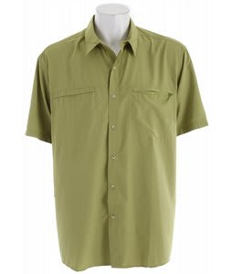 White Sierra Kalgoorlie Shirt Pistachio