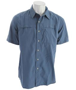White Sierra Kalgoorlie Shirt Blue Steel