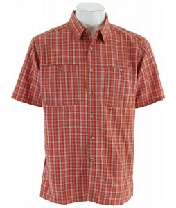 White Sierra Richmond Point Shirt Paprika