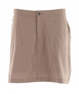 White Sierra West Loop Trail Skort Bark