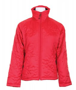 White Sierra Montara Ski Jacket Red