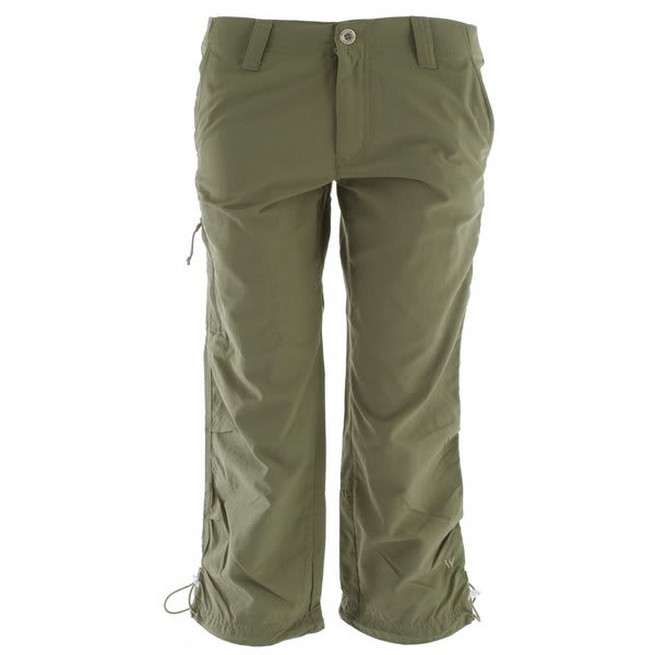 White Sierra Bent Creek Capris