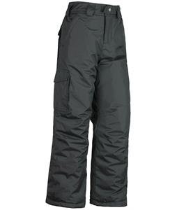 White Sierra Bilko 32in Snowboard Pants Titanium
