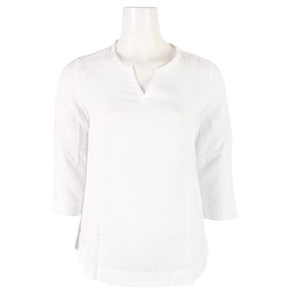 White Sierra Bug Free Gauze Tunic White