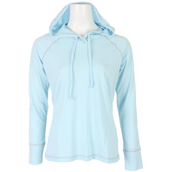 White Sierra Bug Free Pullover Shirt