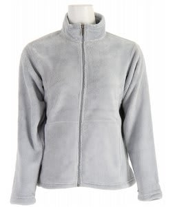 White Sierra Cozy Jacket Glacier