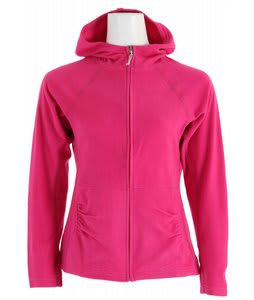 White Sierra Delta Jacket Magenta