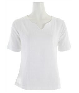 White Sierra Eastport Tunic Shirt White