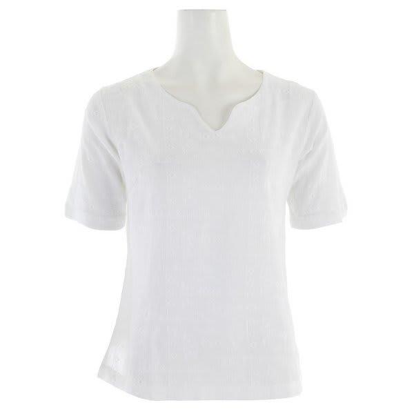 White Sierra Eastport Tunic Shirt