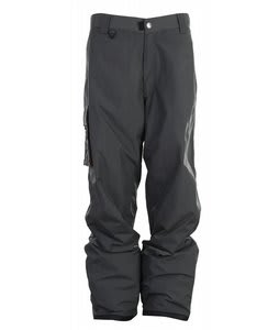 White Sierra Fleece Lined Snow Pants