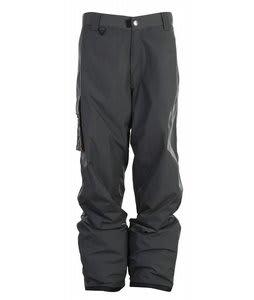 White Sierra Fleece Lined Snow Pants