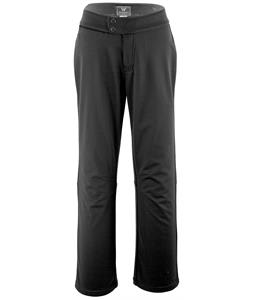 White Sierra Full Moon Softshell 29in Xc Ski Pants Black