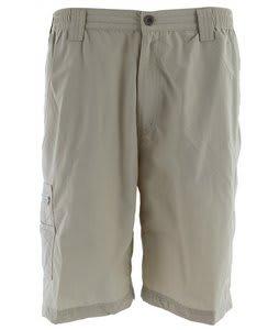 White Sierra Grizzly Trail Shorts