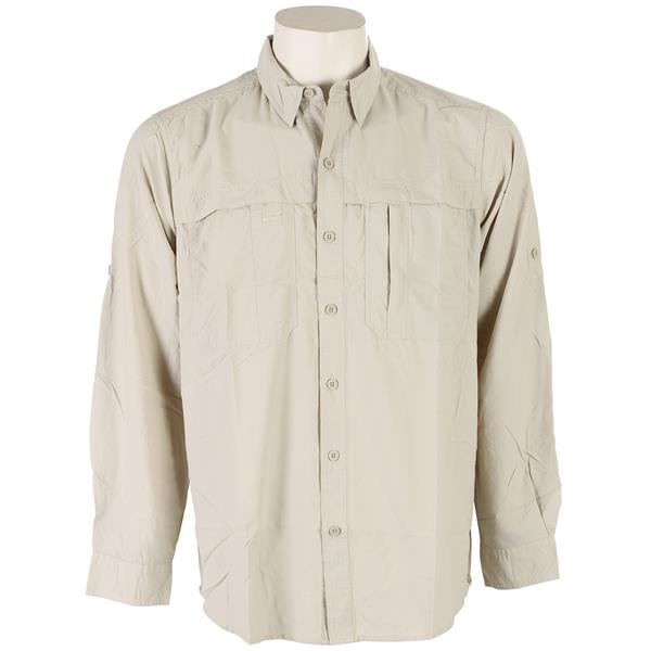 White Sierra Kagloorlie II L/S Shirt