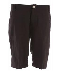 White Sierra Lakeport Bermuda Shorts