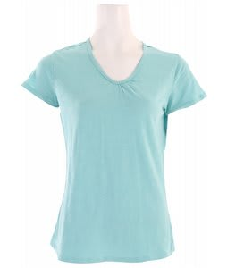 White Sierra Libson T-Shirt Aqua Haze