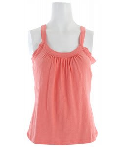 White Sierra Lisbon Tank Top Shell Pink
