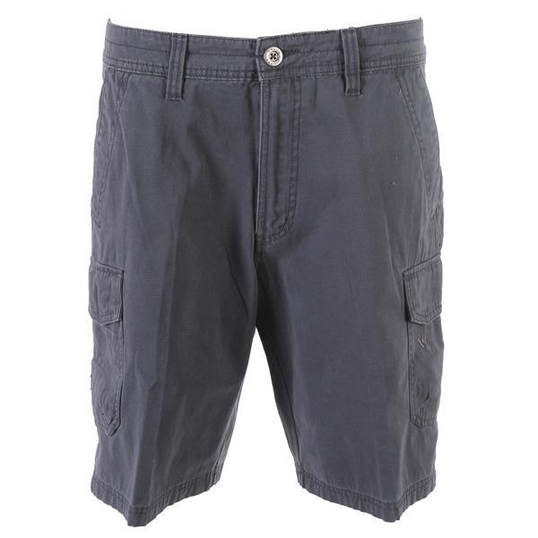 White Sierra Northridge Cargo Shorts