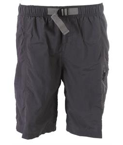 White Sierra River 10in Shorts Titanium