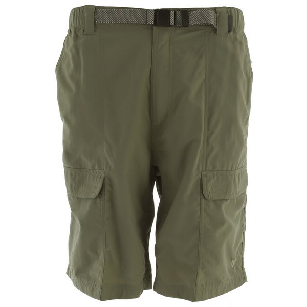 White Sierra Safari 10.5 Shorts