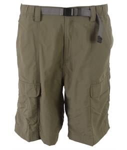 White Sierra Safari 10in Shorts Sage