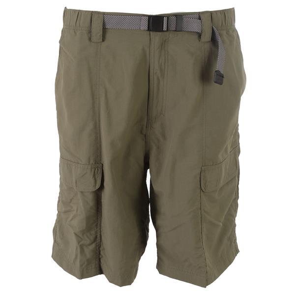 White Sierra Safari 10in Shorts