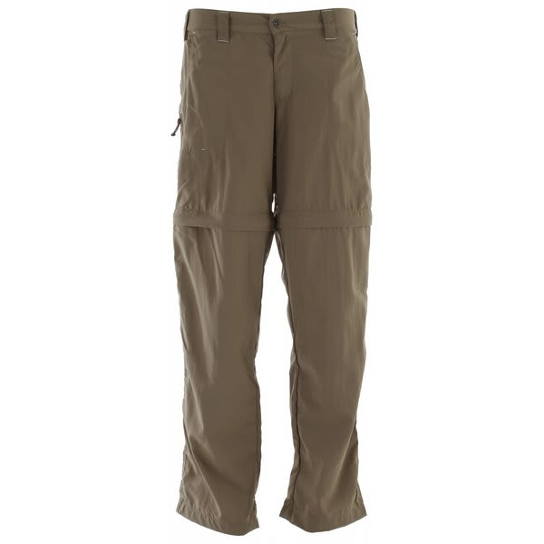 White Sierra Sierra Point Convertible Pants