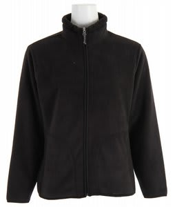 White Sierra Soda Springs Jacket Black