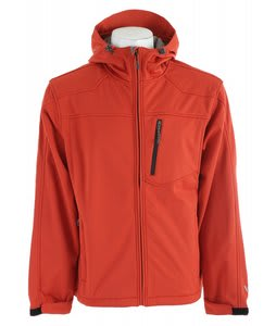 White Sierra South Shore Hooded Softshell Jacket Clay