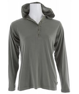 White Sierra Sugarloaf Hoodie New Sage