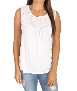 White Sierra Sugarloaf Tank Top