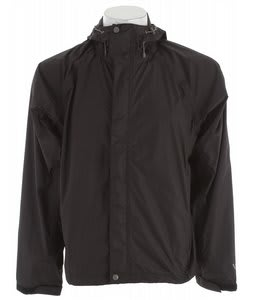 White Sierra Trabagon Jacket Black