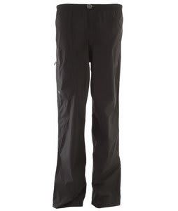 White Sierra Trabagon Pants Black