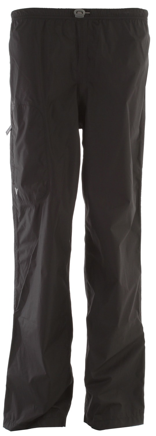 Shop for White Sierra Trabagon Pants Black - Women's