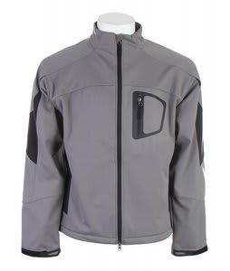 White Sierra Blaster Jacket Pewter/Black