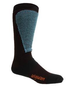 Wigwam Snow Sirocco Socks Ice Blue