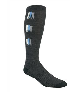 Wigwam Snow Vertical Fusion Socks Oxford