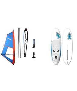 Starboard Rio Windsurf Board 290cm w/ Chinook Shift Rig