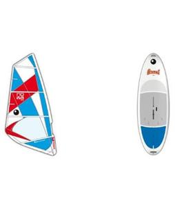 Bic Beach 225D Windsurf Board w/ Nova Rig