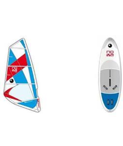 Bic Nova 240D Windsurf Board w/ Nova Rig