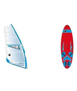Bic Techno 148 Windsurf Board w/ Core Rig